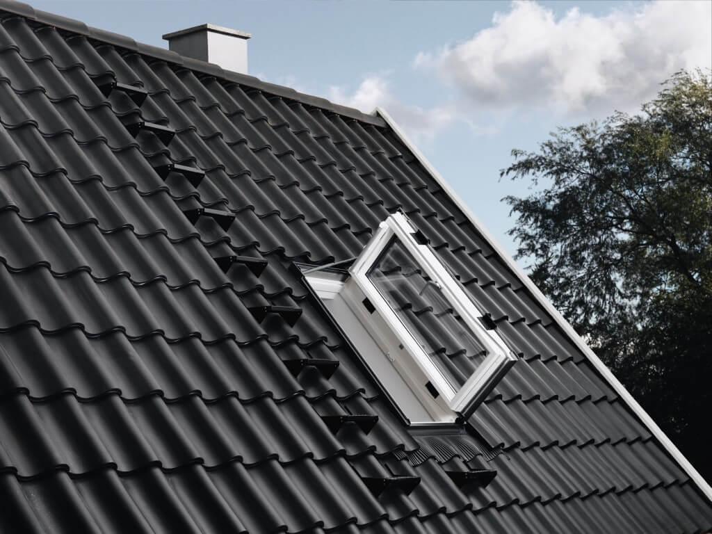 VELUX |  Wohn- u. Ausstiegsfenster (GXU) | ©2015 VELUX Gruppe
